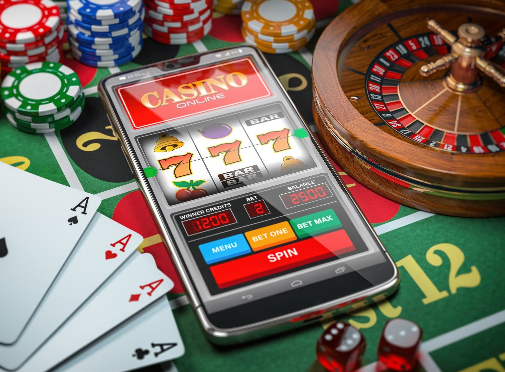 Our Tips For Winning At The Online Casino