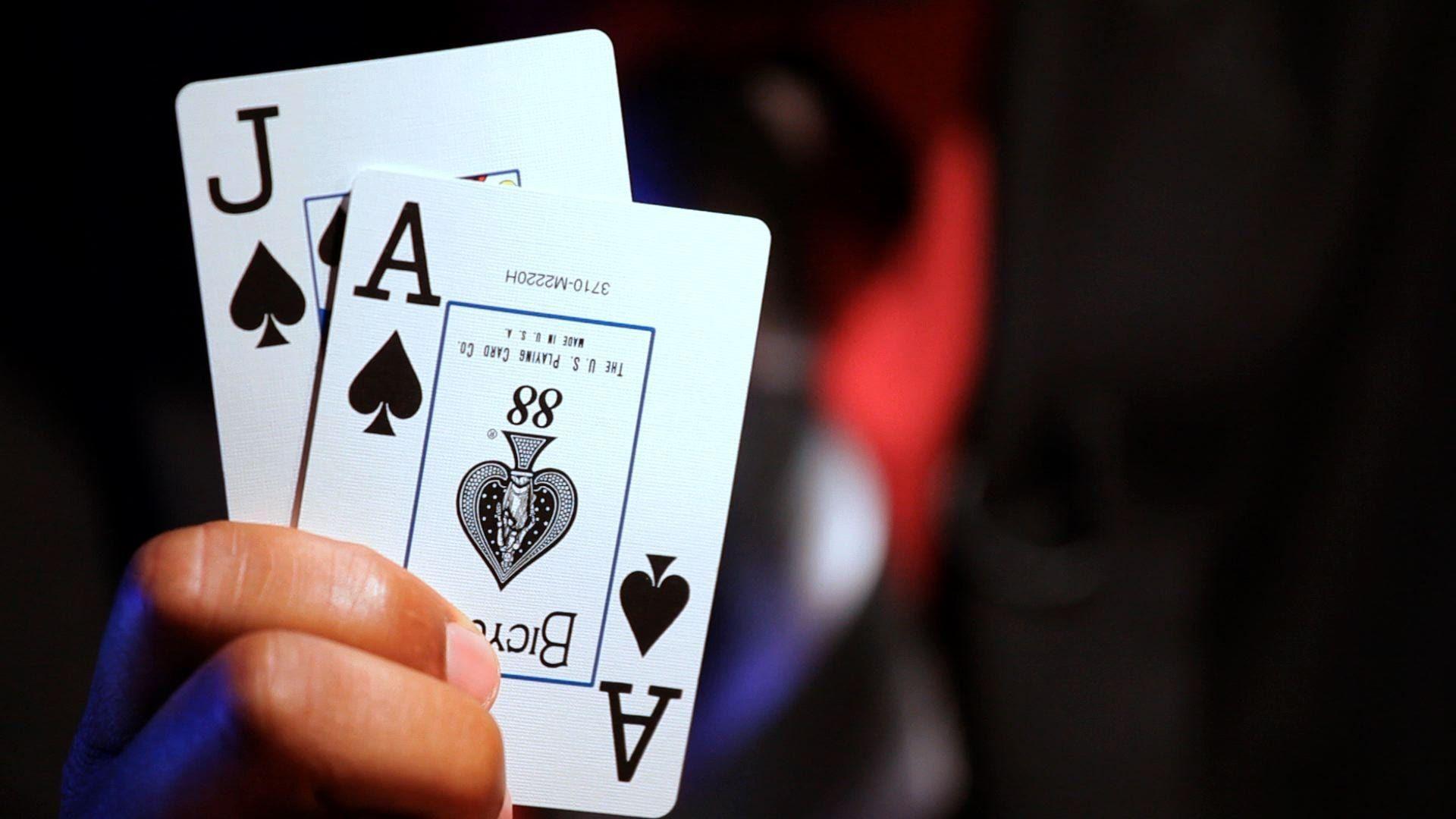10 free hands of blackjack with Paf
